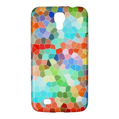 Colorful Mosaic  Samsung Galaxy Mega 6.3  I9200 Hardshell Case