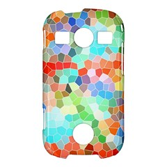 Colorful Mosaic  Samsung Galaxy S7710 Xcover 2 Hardshell Case