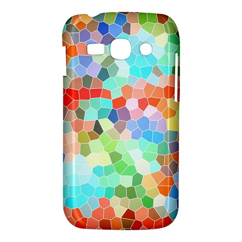 Colorful Mosaic  Samsung Galaxy Ace 3 S7272 Hardshell Case