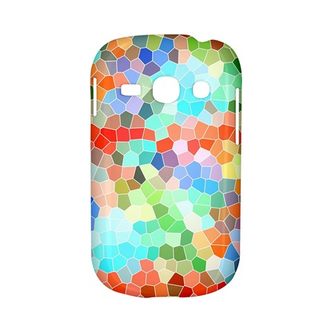Colorful Mosaic  Samsung Galaxy S6810 Hardshell Case