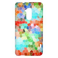 Colorful Mosaic  HTC One Max (T6) Hardshell Case