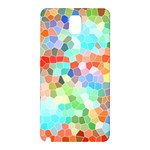 Colorful Mosaic  Samsung Galaxy Note 3 N9005 Hardshell Back Case Front