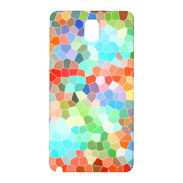 Colorful Mosaic  Samsung Galaxy Note 3 N9005 Hardshell Back Case