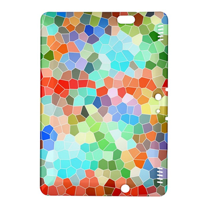 Colorful Mosaic  Kindle Fire HDX 8.9  Hardshell Case