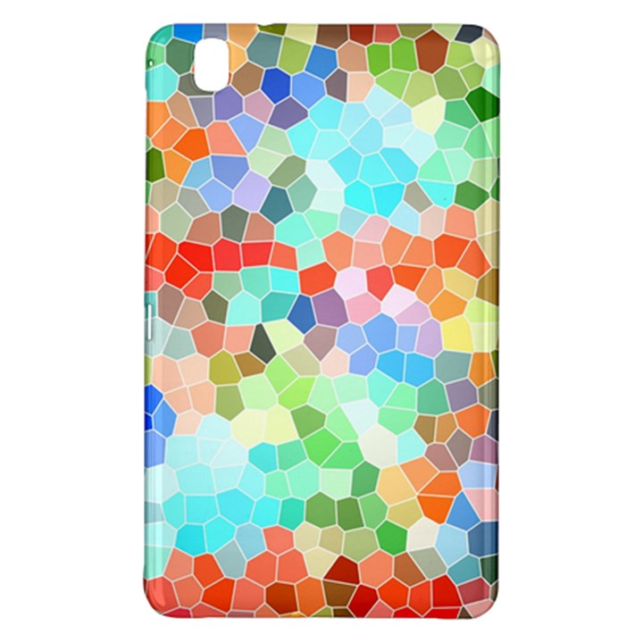 Colorful Mosaic  Samsung Galaxy Tab Pro 8.4 Hardshell Case