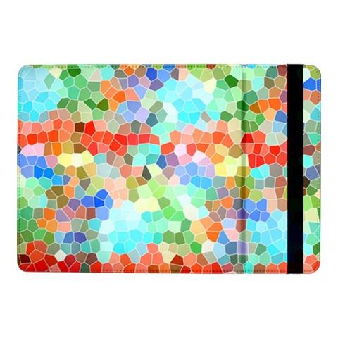 Colorful Mosaic  Samsung Galaxy Tab Pro 10.1  Flip Case