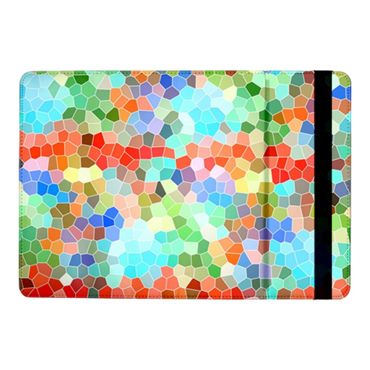 Colorful Mosaic  Samsung Galaxy Tab Pro 10.1  Flip Case