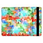 Colorful Mosaic  Samsung Galaxy Tab Pro 12.2  Flip Case Front