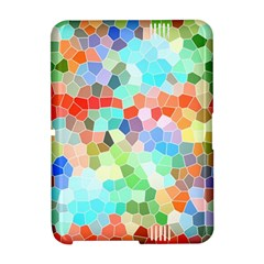 Colorful Mosaic  Amazon Kindle Fire (2012) Hardshell Case