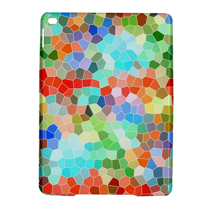 Colorful Mosaic  iPad Air 2 Hardshell Cases