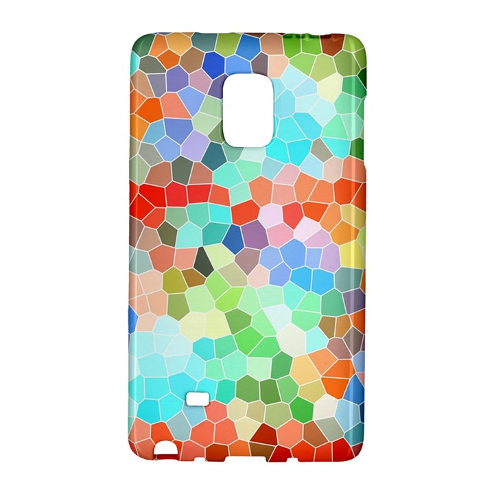 Colorful Mosaic  Galaxy Note Edge