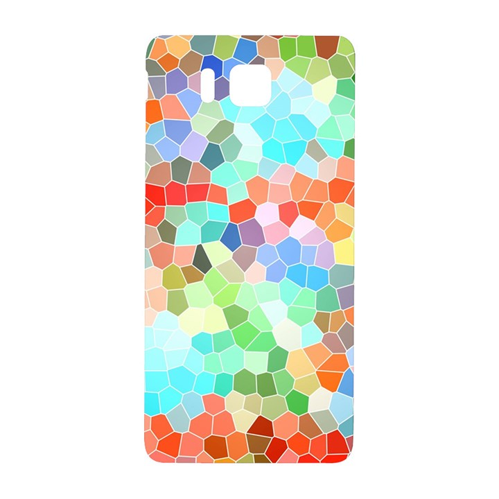 Colorful Mosaic  Samsung Galaxy Alpha Hardshell Back Case