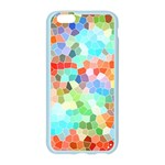 Colorful Mosaic  Apple Seamless iPhone 6/6S Case (Color) Front