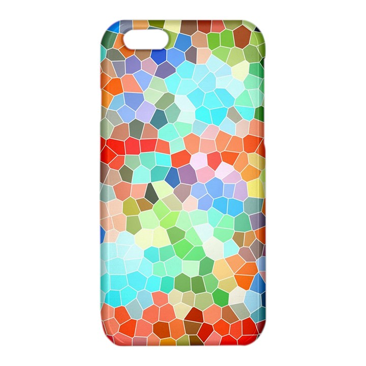 Colorful Mosaic  iPhone 6/6S TPU Case