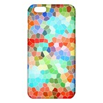 Colorful Mosaic  iPhone 6 Plus/6S Plus TPU Case Front