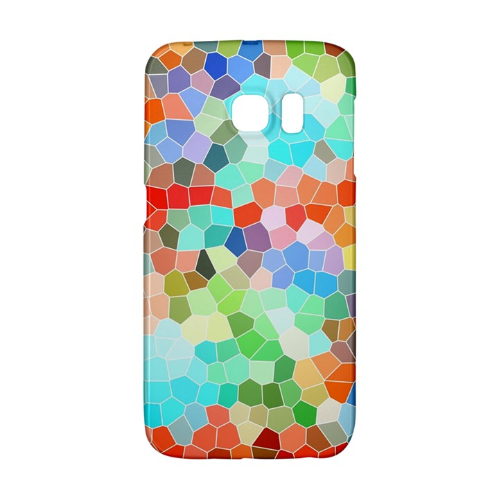 Colorful Mosaic  Galaxy S6 Edge