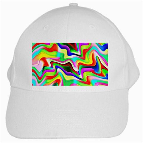 Irritation Colorful Dream White Cap