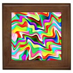 Irritation Colorful Dream Framed Tiles Front