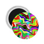 Irritation Colorful Dream 2.25  Magnets Front