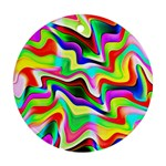 Irritation Colorful Dream Ornament (Round)  Front