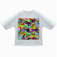 Irritation Colorful Dream Infant/toddler T Shirts