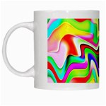 Irritation Colorful Dream White Mugs Left