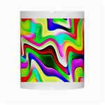 Irritation Colorful Dream White Mugs Center