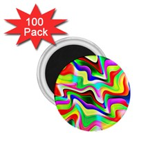 Irritation Colorful Dream 1.75  Magnets (100 pack)