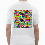 Irritation Colorful Dream Golf Shirts Back