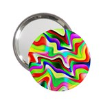 Irritation Colorful Dream 2.25  Handbag Mirrors Front
