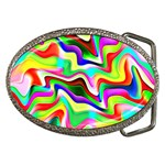 Irritation Colorful Dream Belt Buckles Front