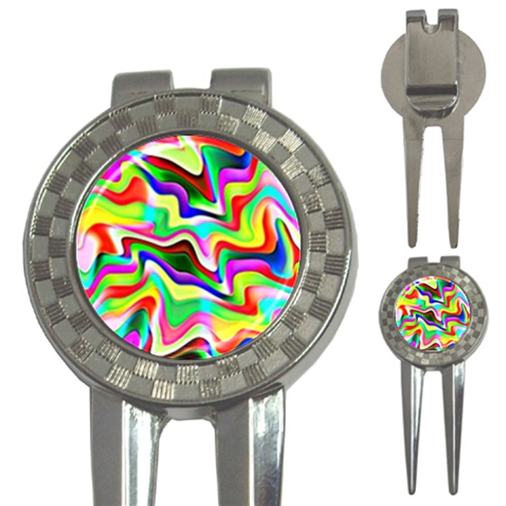 Irritation Colorful Dream 3-in-1 Golf Divots