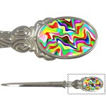 Irritation Colorful Dream Letter Openers Front