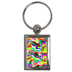 Irritation Colorful Dream Key Chains (rectangle)