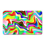 Irritation Colorful Dream Magnet (Rectangular) Front