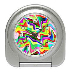 Irritation Colorful Dream Travel Alarm Clocks