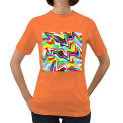 Irritation Colorful Dream Women s Dark T-Shirt