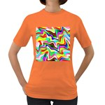 Irritation Colorful Dream Women s Dark T-Shirt Front