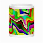 Irritation Colorful Dream Night Luminous Mugs Center
