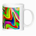 Irritation Colorful Dream Night Luminous Mugs Right