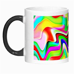 Irritation Colorful Dream Morph Mugs