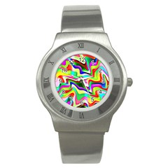 Irritation Colorful Dream Stainless Steel Watch
