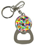 Irritation Colorful Dream Bottle Opener Key Chains Front
