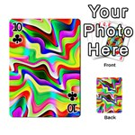 Irritation Colorful Dream Playing Cards 54 Designs  Front - Club10