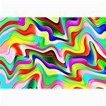 Irritation Colorful Dream Collage Prints 18 x12 Print - 1