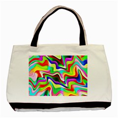 Irritation Colorful Dream Basic Tote Bag