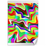 Irritation Colorful Dream Canvas 12  x 18   18 x12 Canvas - 1