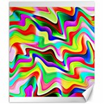 Irritation Colorful Dream Canvas 20  x 24   24 x20 Canvas - 1
