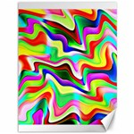 Irritation Colorful Dream Canvas 36  x 48   48 x36 Canvas - 1