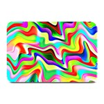 Irritation Colorful Dream Plate Mats 18 x12 Plate Mat - 1